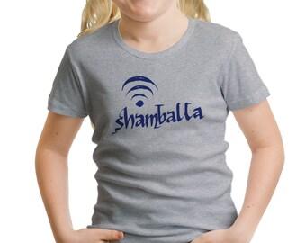 Dr. Strange Inspired Shamballa Wifi Girls' Tee