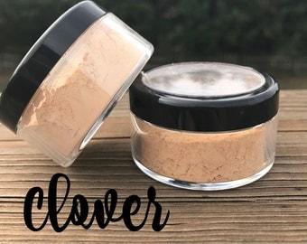 100% Vegan Matte Mineral Foundation-Clover