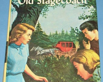 Nancy Drew #37 Clue in the Old Stagecoach PC