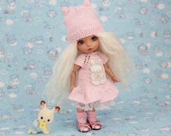 Cute Outfits for Pukifee, Lati Yellow BJD dolls  (styles: Raspberry, Star, Rabbit, Romantic)