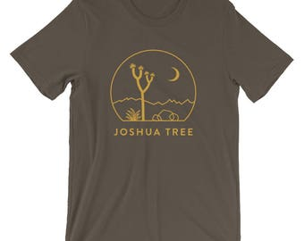 Joshua Tree National Park T-Shirt, Desert T-Shirt