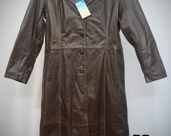 Leather trench coat - WILSONS LEATHER