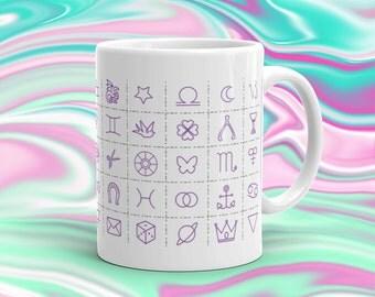 Witch's Faux Tea Reader's Mug 11oz