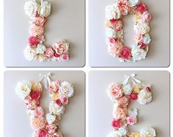 Wedding LOVE letters, Floral letters, wedding signs, Wedding decorations, wedding decors