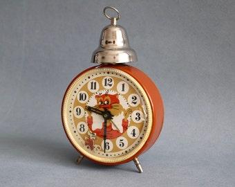 SALE - 20% OFF - Vintage Jantar Clock