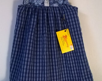 Country Picnic Toddler Dress