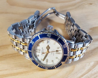Vintage Raymond Weil Tango Divers Watch