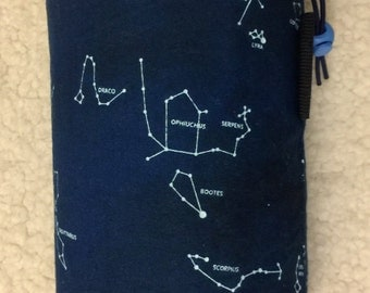 Constellation chalk bag, rock climbing bag