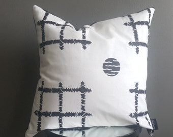 African Print Decorative Pillow cover