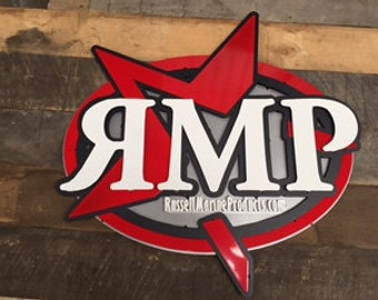 Commercial Sign - Company Logo - Business Sign