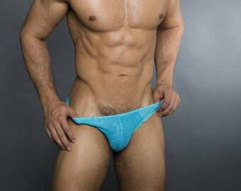 Turquoise BodyBuilding Posing Gear