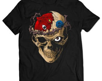 Berserk Knight of Skeleton T-shirt