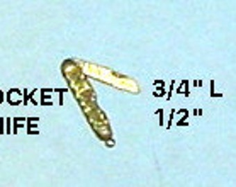 Miniature POCKET KNIFE