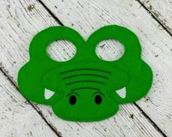 Crocodile Mask - Crocodile Costume - Pretend Play - Dress Up - Halloween