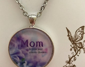 Special Mother's Day Gift...monogrammed with.a quote of endearment