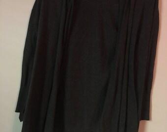 Grey Cardigan Size S/M