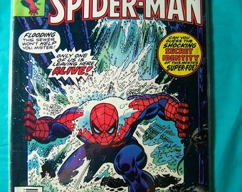 1981 Marvel Tales Starring Spider-Man #128