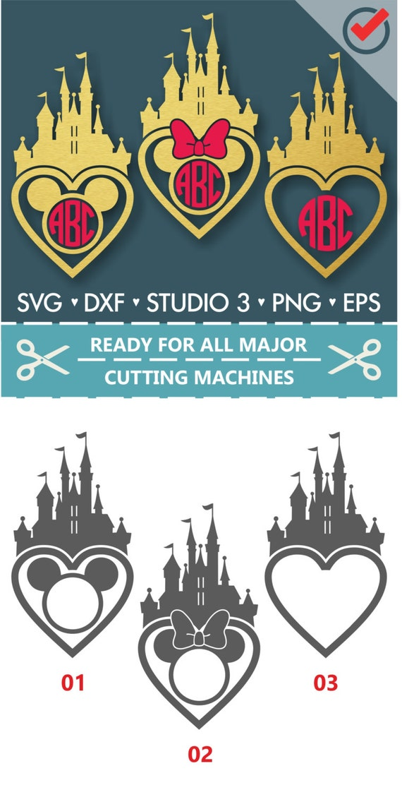 70  off sale disney castle svg disney svg disney monogram svg