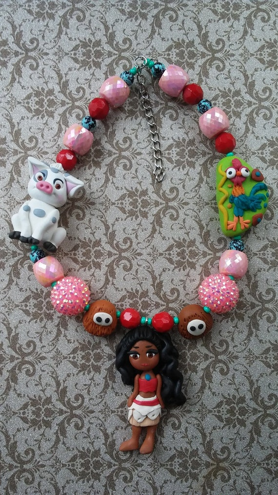 Disney Princess Moana Pendant