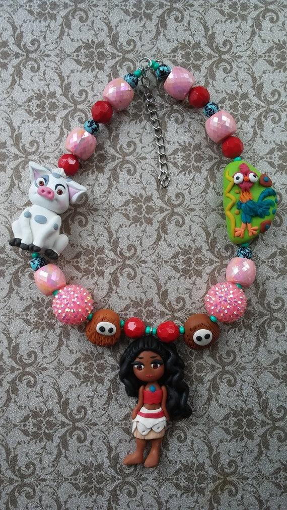Disney Princess Moana Pendant