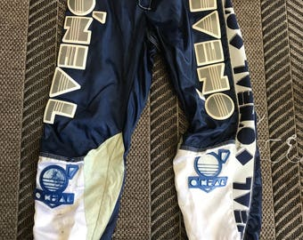 "90s ""O'NEAL USA RACING"" - Moto/Dirt Bike Retro Rocky Mountain pants"