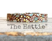 DOG COLLAR, Dog Collar for Girls, The Hattie, Dog Collars, Pretty Dog Collar