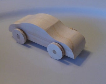 Wood Car, Toy Car, Wood Car Toy, Wooden Car, Wood Toy, Toddler Toy, Gift for Kids, Party Favor, Car Party, Personalized Toy Wood Car
