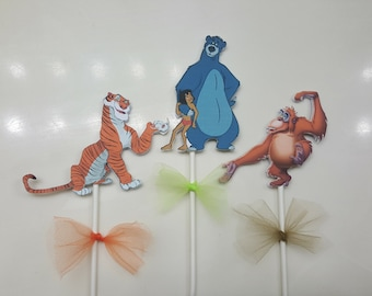 Jungle Book Toppers
