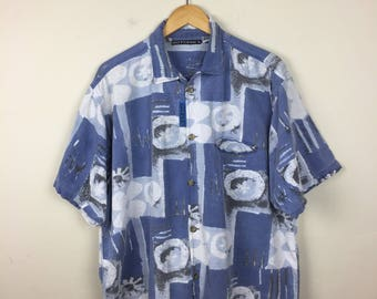 80s GOTCHA Button Up, 90s Button Up, Surf Button Up