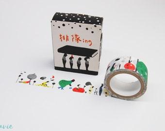 Washi tape illustration tool