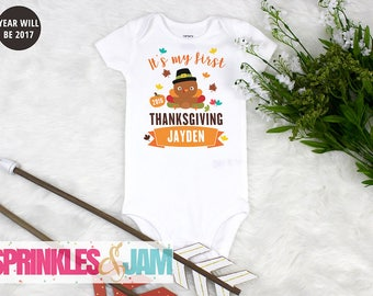 First Thanksgiving, Cute Baby Clothes, My First Thanksgiving Boy, 1st Thanksgiving Outfit, Baby Boy Thanksgiving Shirt