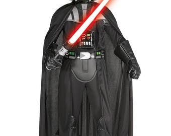 Disguise luxury Dark Vader™ with mask - Star Wars™ child size 5 to 10 years