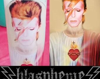 David Bowie Saint Candle - Bowie Candle