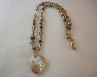 Golden Sands Necklace