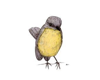 Little Bird – Greeting Card