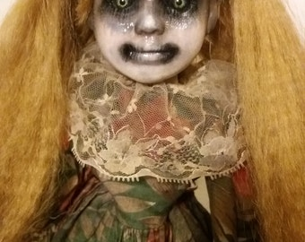 Cecilia - Spirit Vessel horror doll by Daughters of Salem