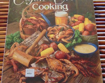 Cajun Creole Cooking 1986 Terry Thompson