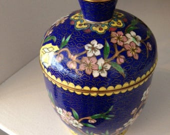 cloisonne decorative object