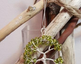 Enchanted Tree Pendant