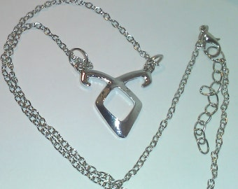 Mortal Instruments Rune Necklace Small or Large Size