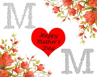 Mother's Day Song Lyrics