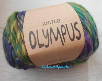KNITCO Olympus Chunky Wool Yarn