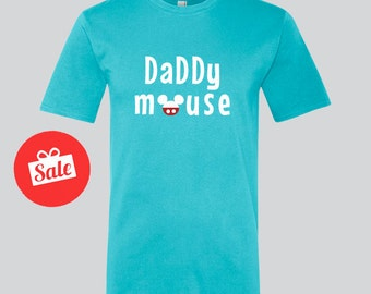 Daddy Mouse Men's Shirt [E0136,E0386]