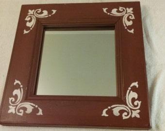 Farmhouse Handmade Mirror