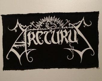 Arcturus patch Black metal