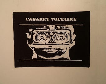 Cabaret Voltaire patch synth dada experimental goth industry post punk