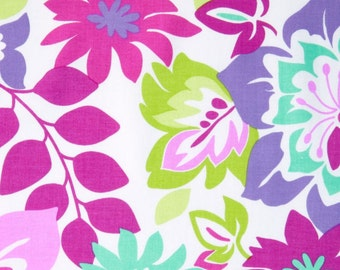 Extravaganza - Main Purple Fabric by Lila Tueller for Riley Blake - Sold by Half Yard