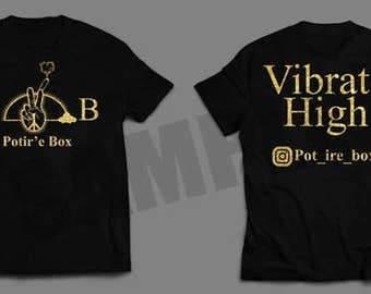 """Potire Box shirts """"COMING SOON"""""""