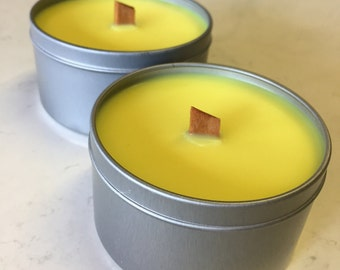 Tin Soy Candle 170gm Tropical Bliss
