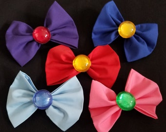 Sailor Moon Hair Bows